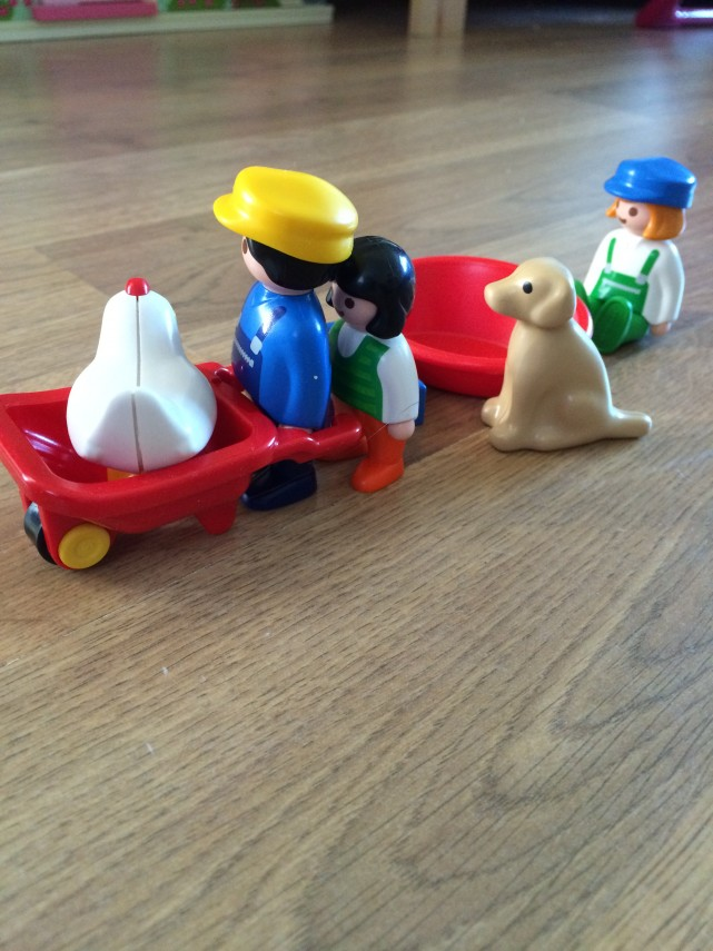Playmobil 123 Characters