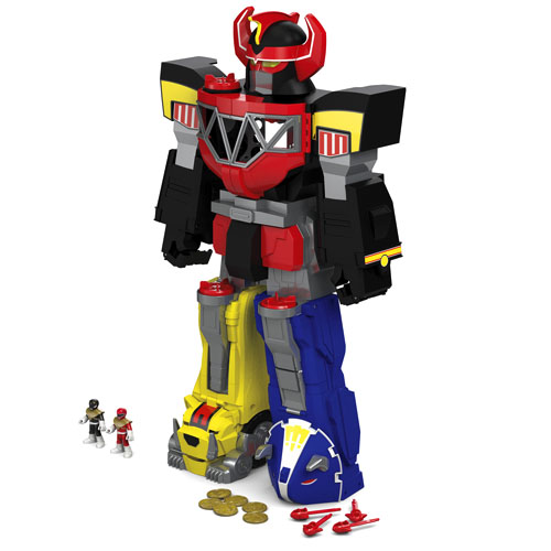 Imaginext Power Rangers Megazod