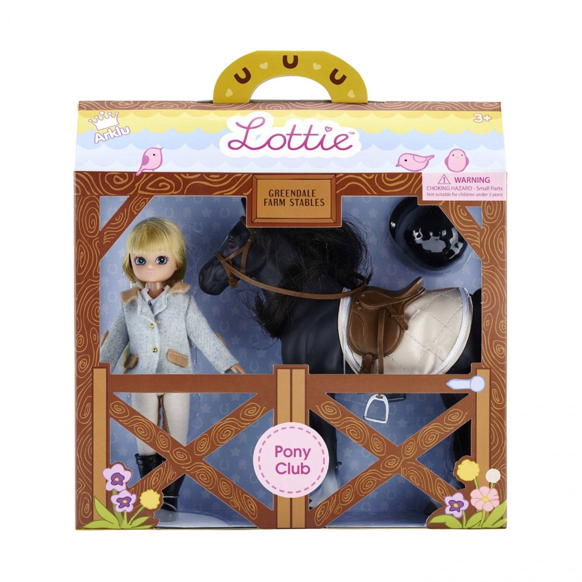Pony Club Lottie