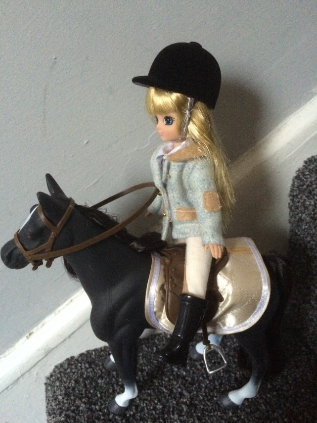 Lottie And Pony