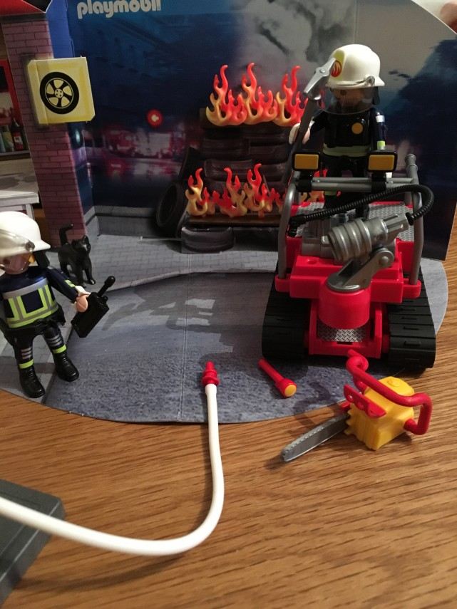 Playmobil Fire Rescue