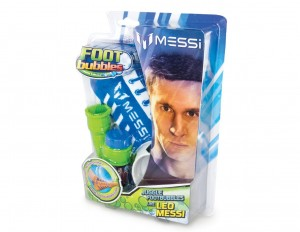 Messi Footbubbles