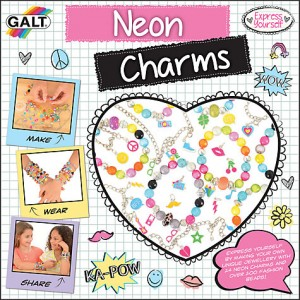 Neon Charms