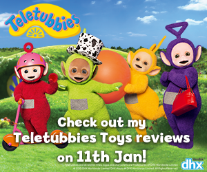 Teletubbies Blogger Button
