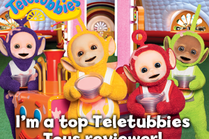 The Teletubbies are back!