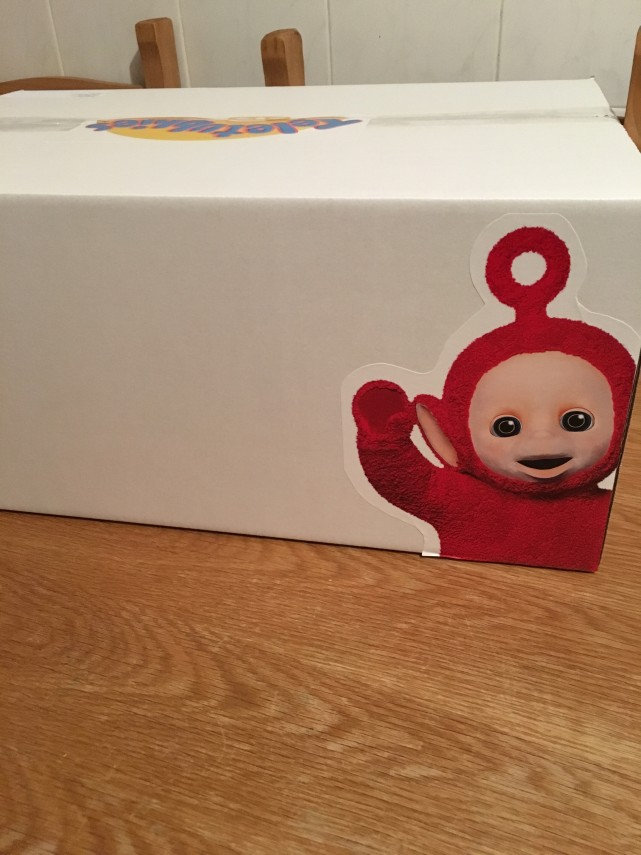 Teletubbies Box