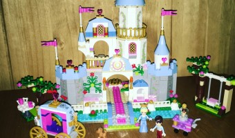 Our First Stop Motion Video with Lego – Cinderella