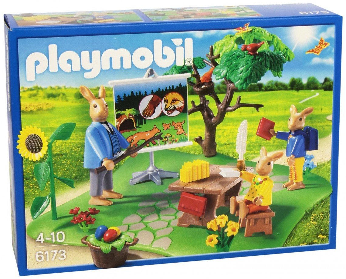 Playmobil 6173 Bunny School
