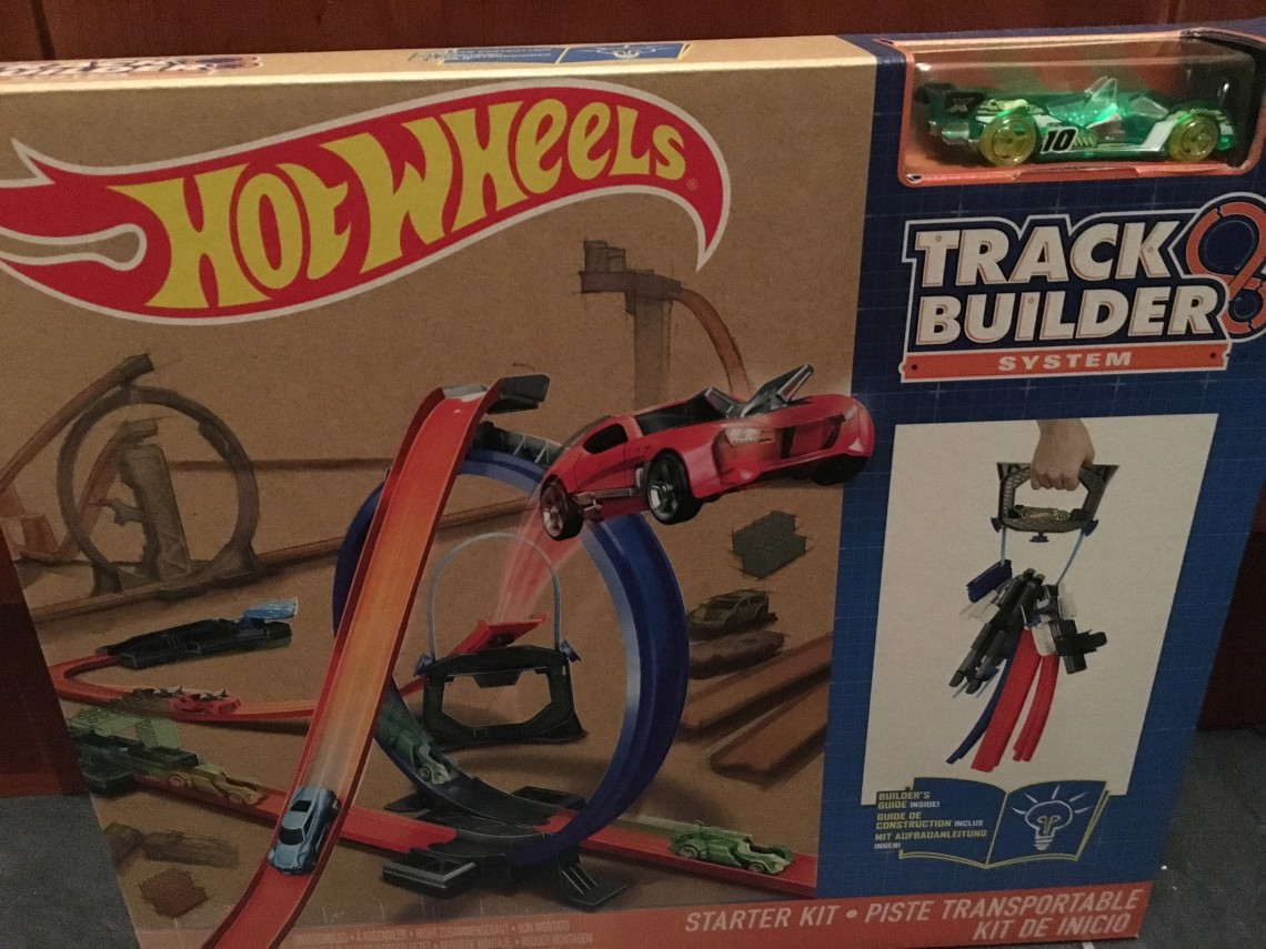 Hot Wheels Box