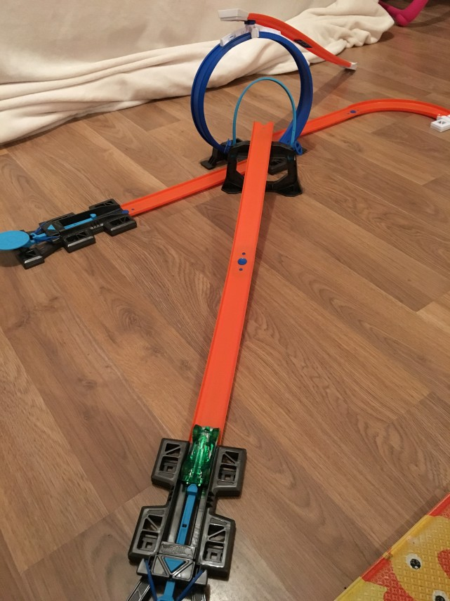 Hot Wheels Starter Track