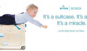 Flying with A Baby or Toddler – You Need JetKids BedBox