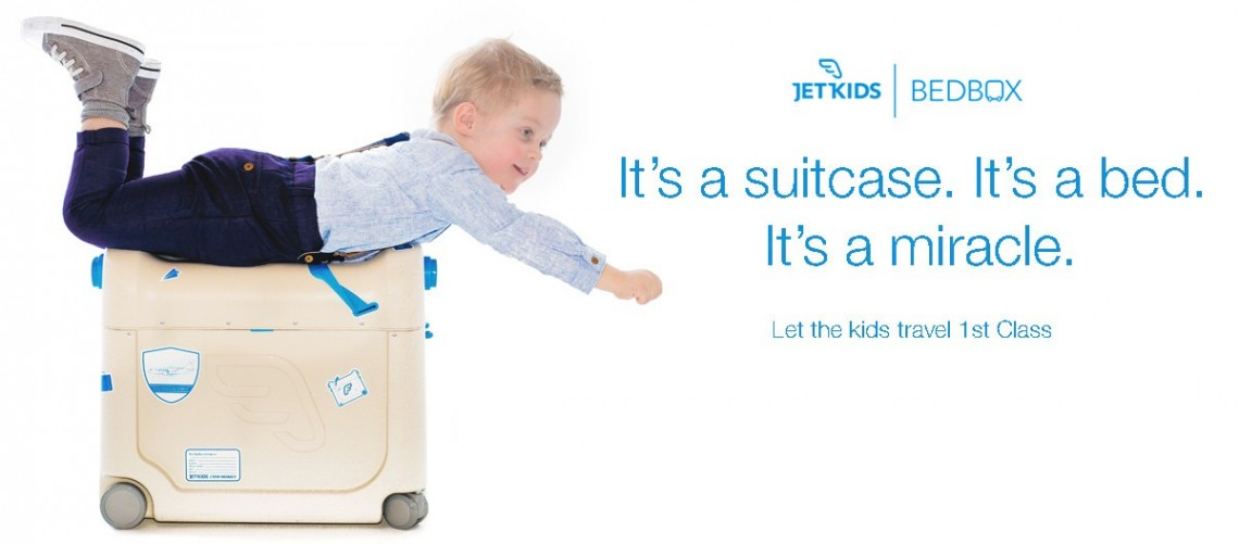 JetKids BedBox Will You Be Travelling With A Baby Or Toddler This Summer Is The Thought Overwhelming I Know When First Went On Plane My Children