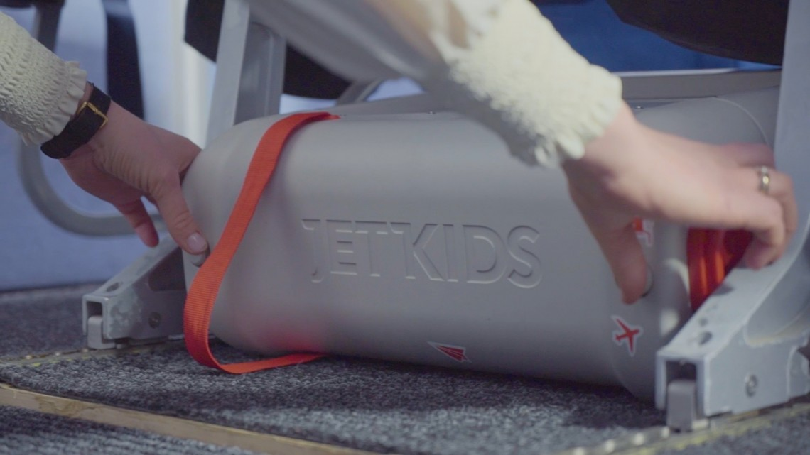 Another Was Having Them Comfortable To Allow Be Able Sleep What Would Have Made It Easier A JetKids BedBox