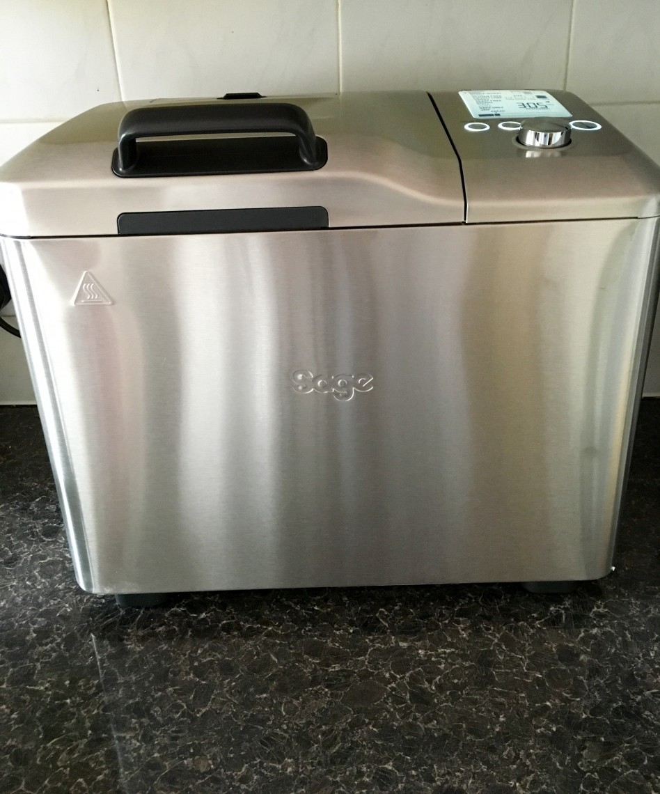 Sage Appliances Custom Loaf Pro bread maker