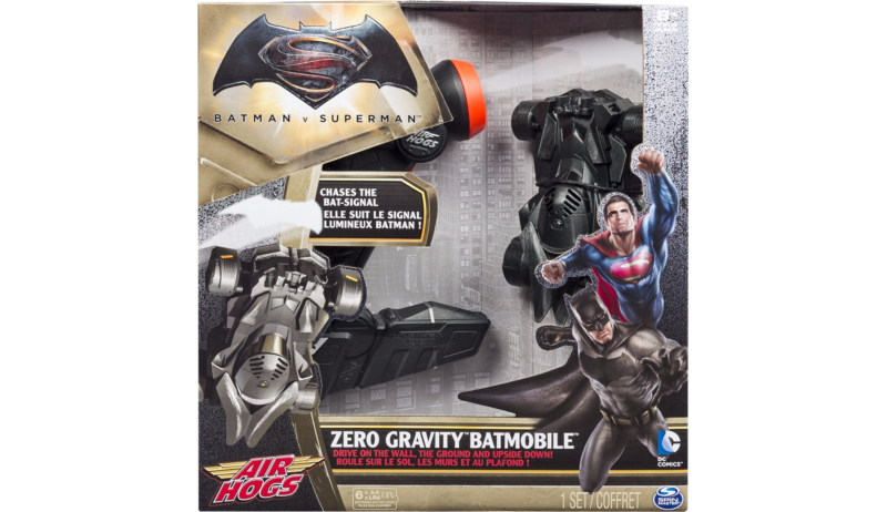 Zero Gravity Batmobile Boxed