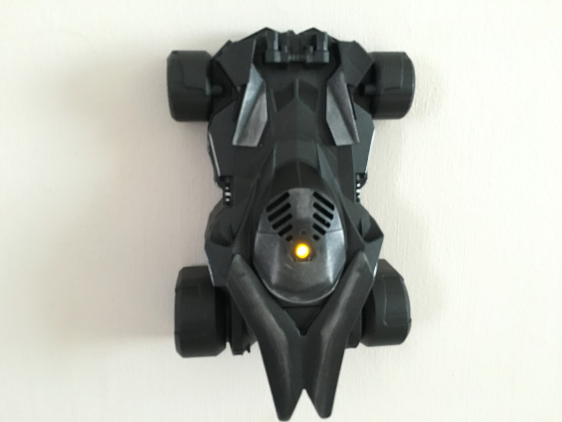 Zero Gravity Batmobile