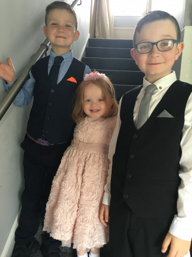 Kids Wedding Outfits