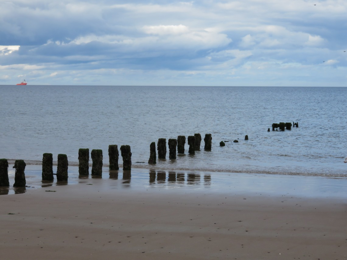 Stunning Footdee Beach