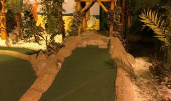 Paradise Island Adventure Golf Glasgow – Review
