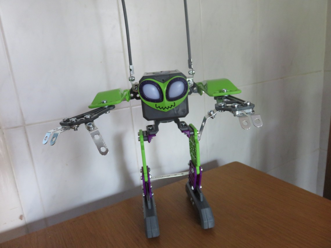 Meccano MicroNoid Switch
