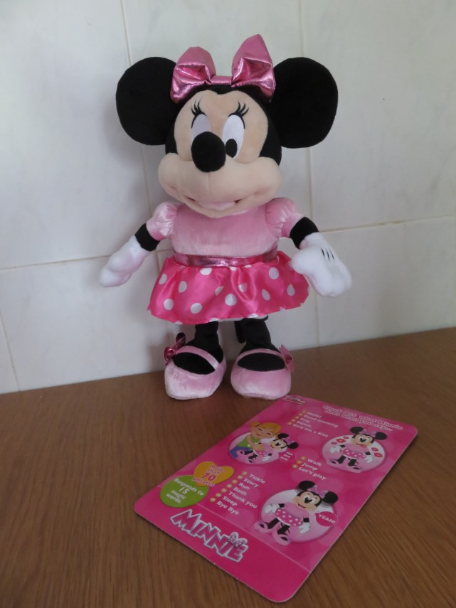 Fresh My Interactive Friend Minnie Mouse