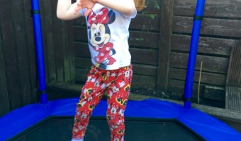 Trampoline Fun with Outdoor Toys – Review