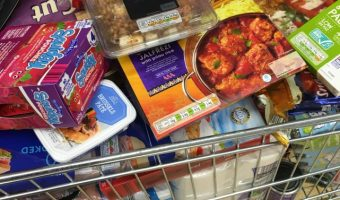 A Trip to Aldi And Cooking With Kids Burger Recipe