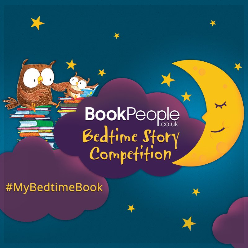 Book People Bedtime Story