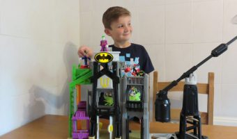 Fisher-Price Imaginext Batman Super-Flight Gotham City Playset – Review