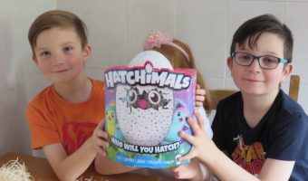 Hatchimals Review – Who did we hatch?