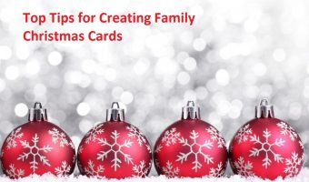 Top Tips for Creating Magical Photo Christmas Cards