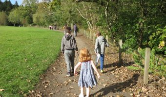 The Woodland Trust – Going On A Woodland Adventure