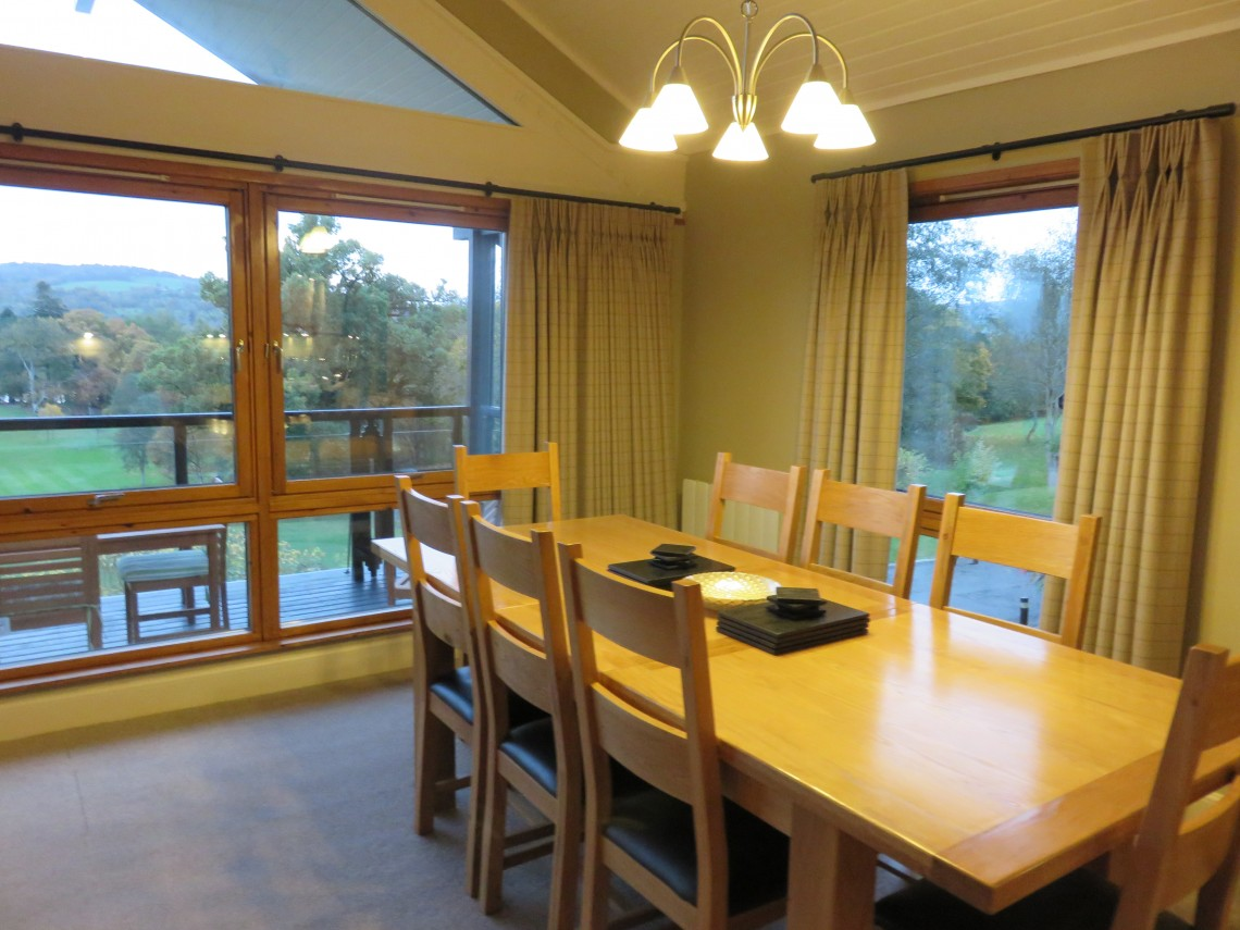 Cameron Lodges Dining Room
