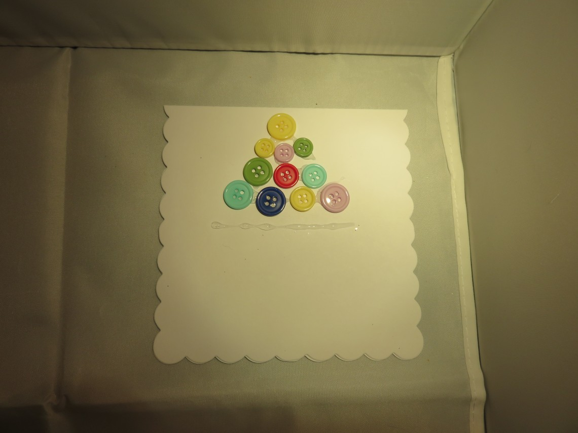 Starting Button Tree Card