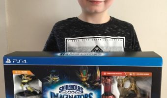 Skylanders Imaginators Crash Limited Edition Starter Pack (PS4) – Review