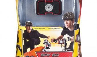 Spy Gear – Spy Go Action Camera – Review