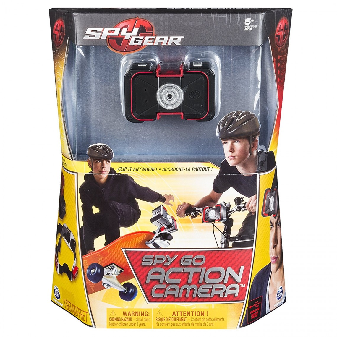 Spy-go Action Camera