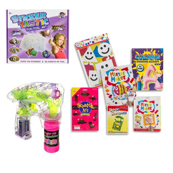 Kids Rainy Day Activity Pack