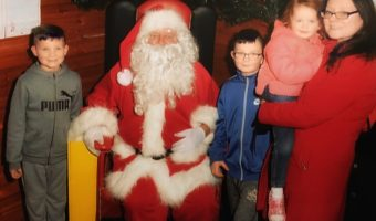 A Visit To Santa – Our Weekly Photos Week 51