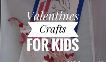 Simple Valentine's Day Crafts For Kids