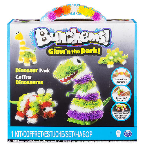 Bunchems Glow in the Dark