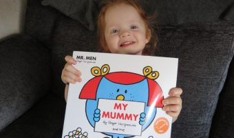 Celebrating with Mr Men – My Mummy Book and Giveaway