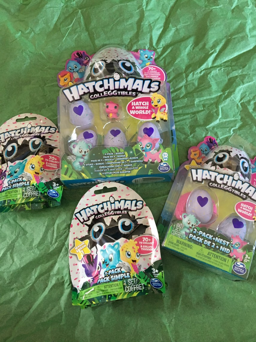 Hatchimals CollEggtibles Toys