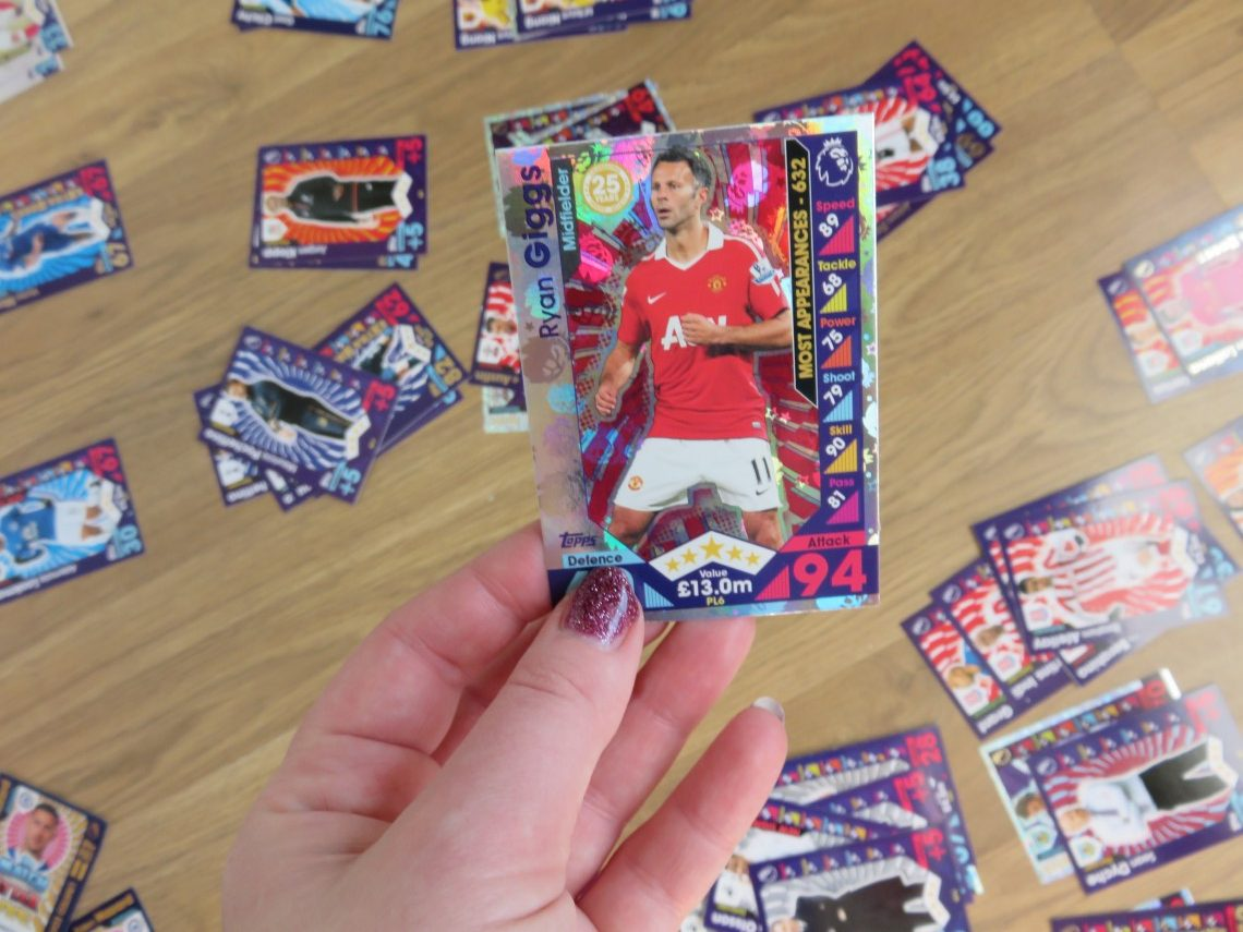 Ryan Giggs Match Attax