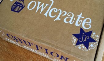 Owlcrate Jr Unboxing