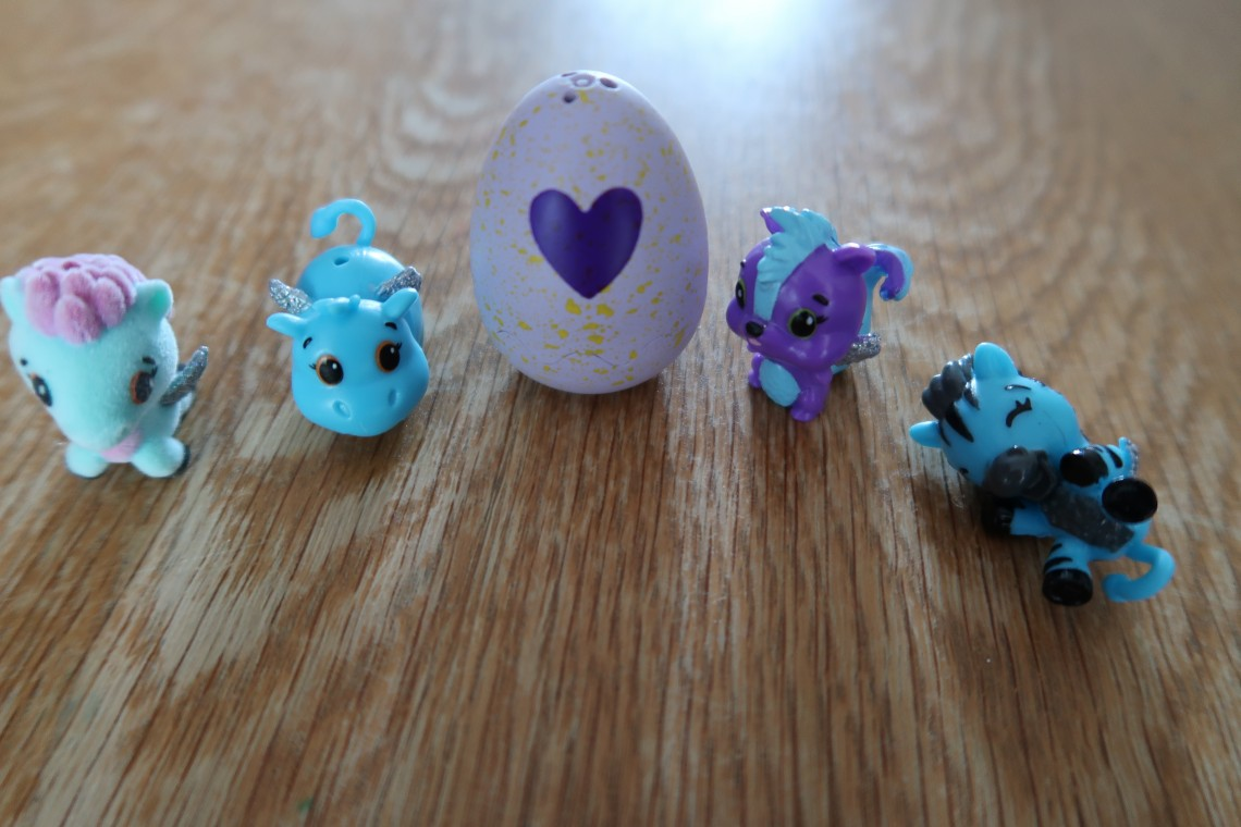 Spinmaster Hatchimals CollEGGtibles