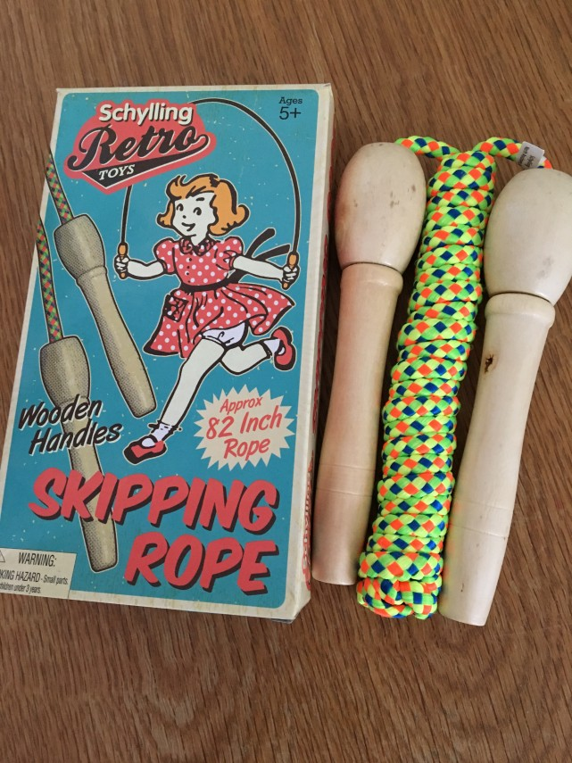 Wooden Skipping Ropes