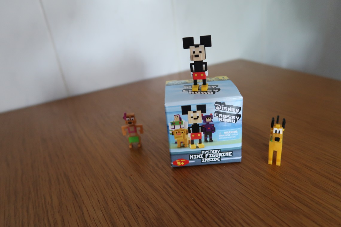 Disney Crossy Road Mickey