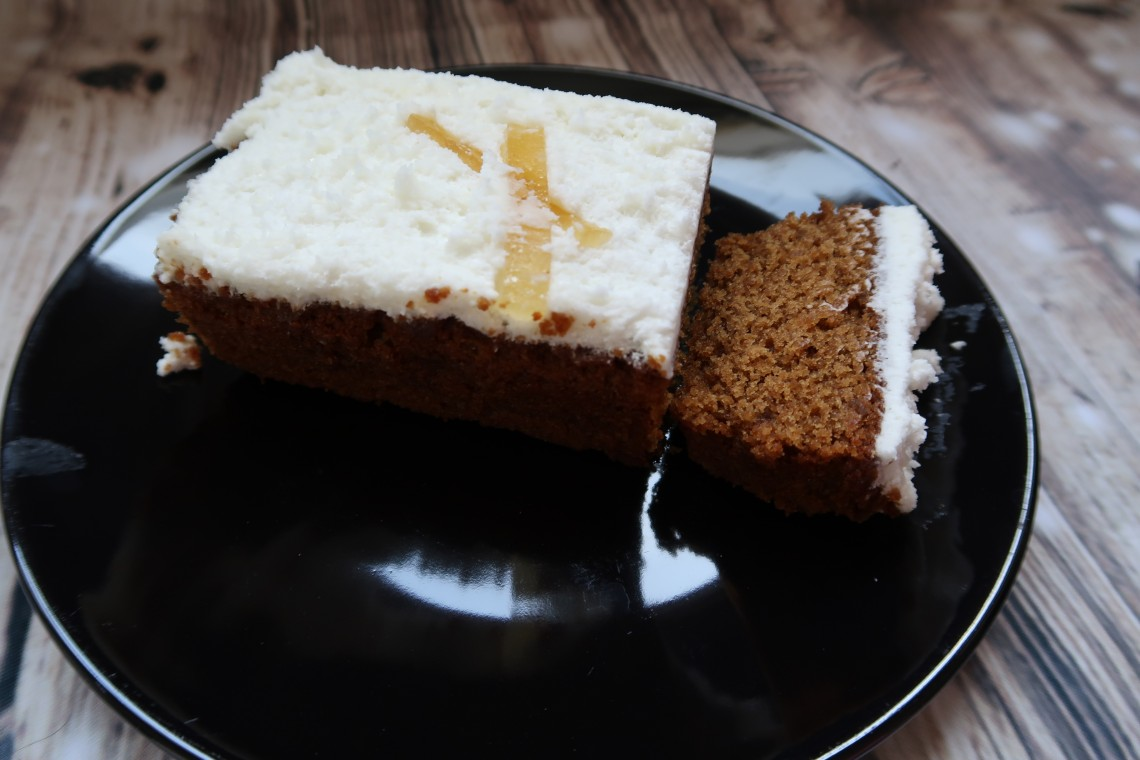 Mr Kipling Wheat & Gluten Free Lemon & Ginger Cake