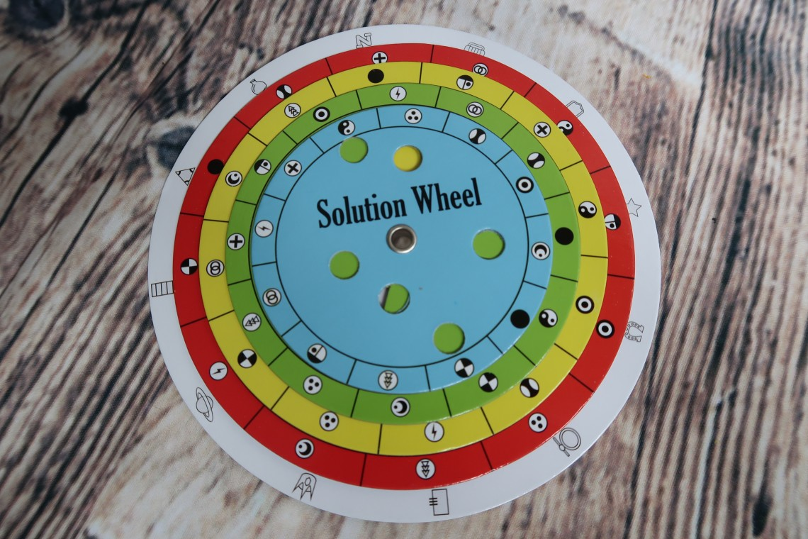 Escape Room - Wheel
